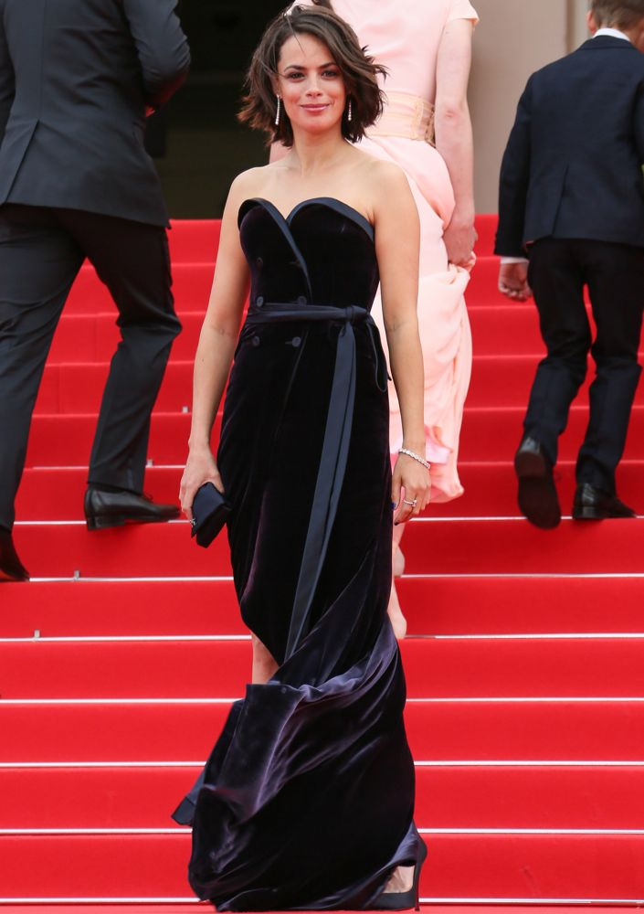 Bérénice Bejo at the Premiere of The Search