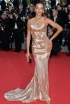 Selita Ebanks at the Premiere of Two Days, One Night