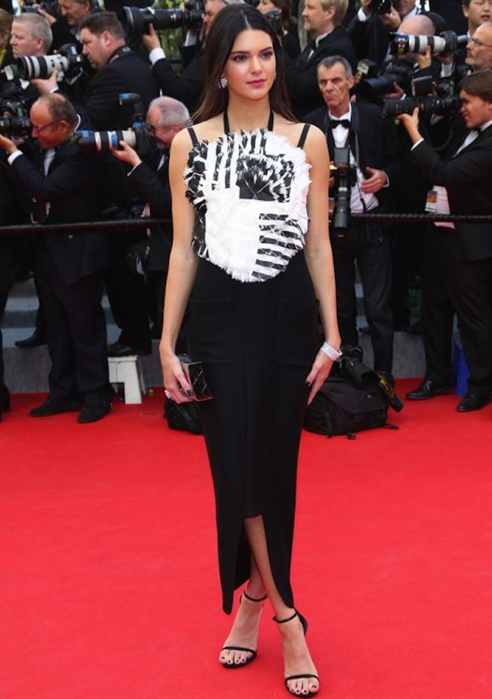 Kendall Jenner at the Opening Ceremony and Premiere of Grace of Monaco