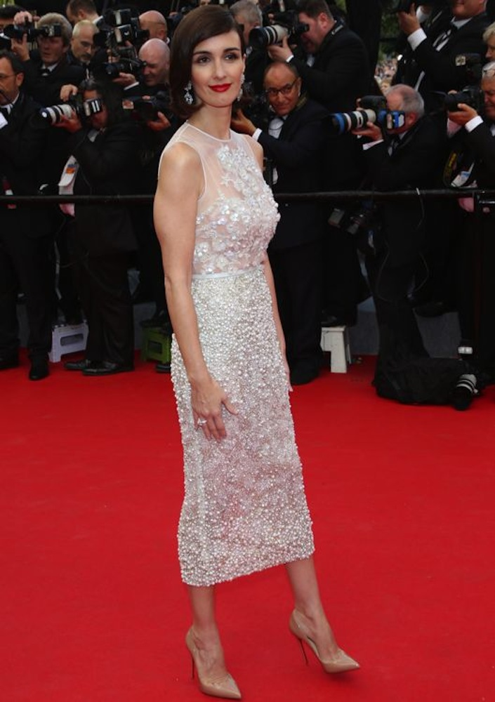 Paz Vega at the Opening Ceremony and Premiere of Grace of Monaco