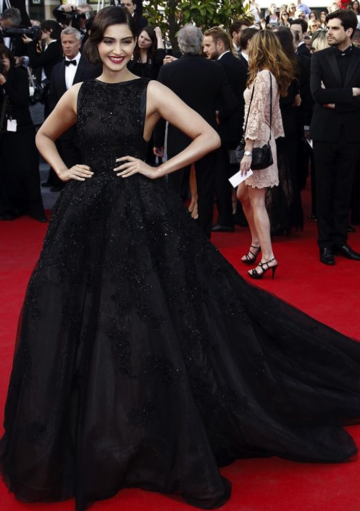 Sonam Kapoor at the Premiere of The Homesman
