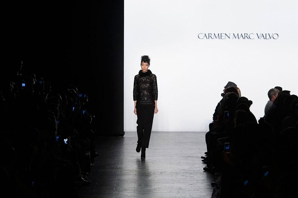 Carmen Marc Valvo Fall 2016