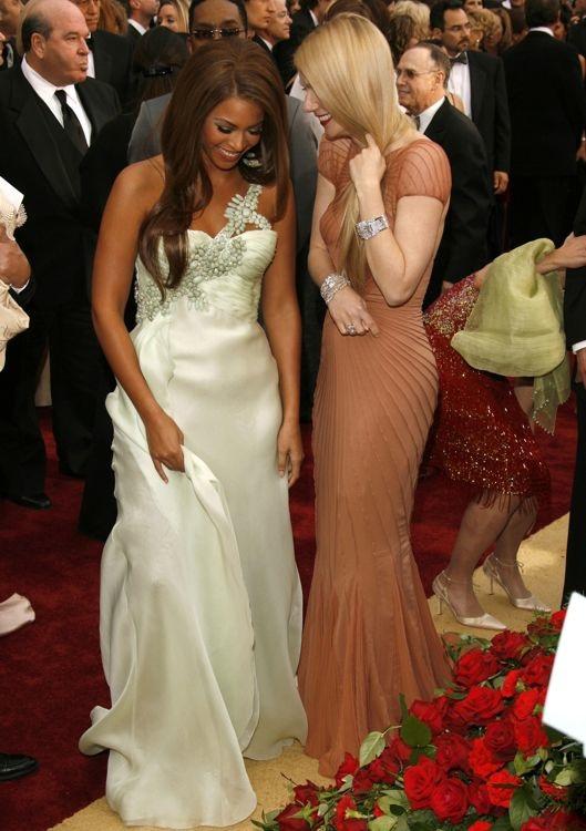 Beyoncé and Gwyneth Paltrow