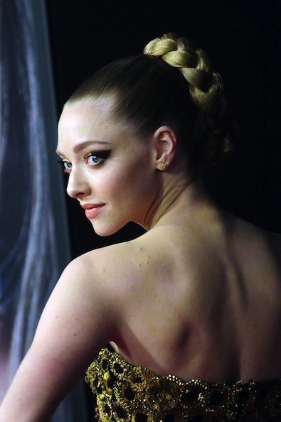 Amanda Seyfried's Fancy 'Do