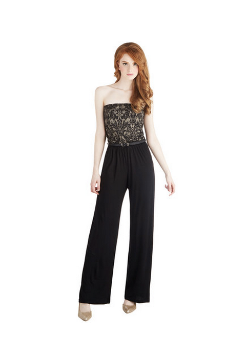 ModCloth Debut and Night Jumpsuit