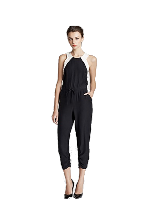 Parker Kaysha Colorblock Jumpsuit