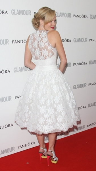 Amanda Holden in Azagury