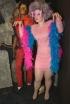 Kelly Osbourne at MAC Cosmetics and Rick Baker's Monster Mash