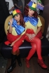 Nicole Polizzi and Jennifer Farley at Snooki and JWoww Halloween Event: Night Of The Living Drag