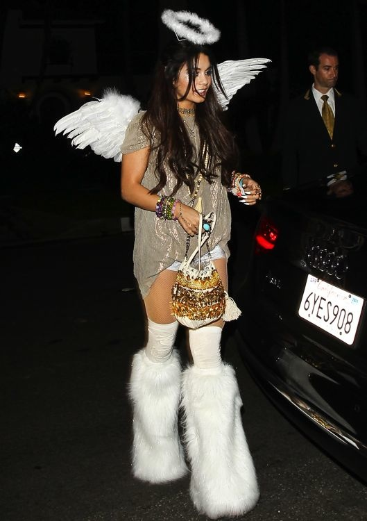 Vanessa Hudgens at the 2013 Casamigos Halloween Party