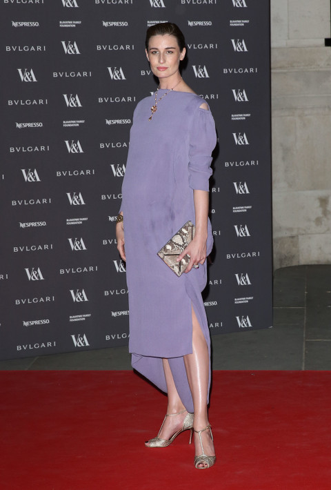 Erin O'Connor in Vivienne Westwood