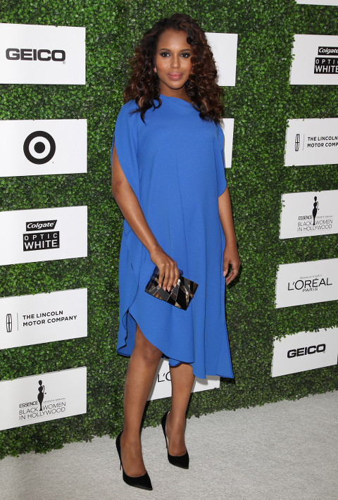 Kerry Washington in Calvin Klein Collection