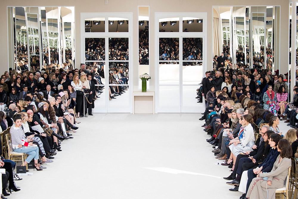 Chanel Fall 2016
