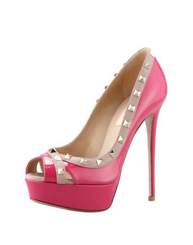 Pink Studs