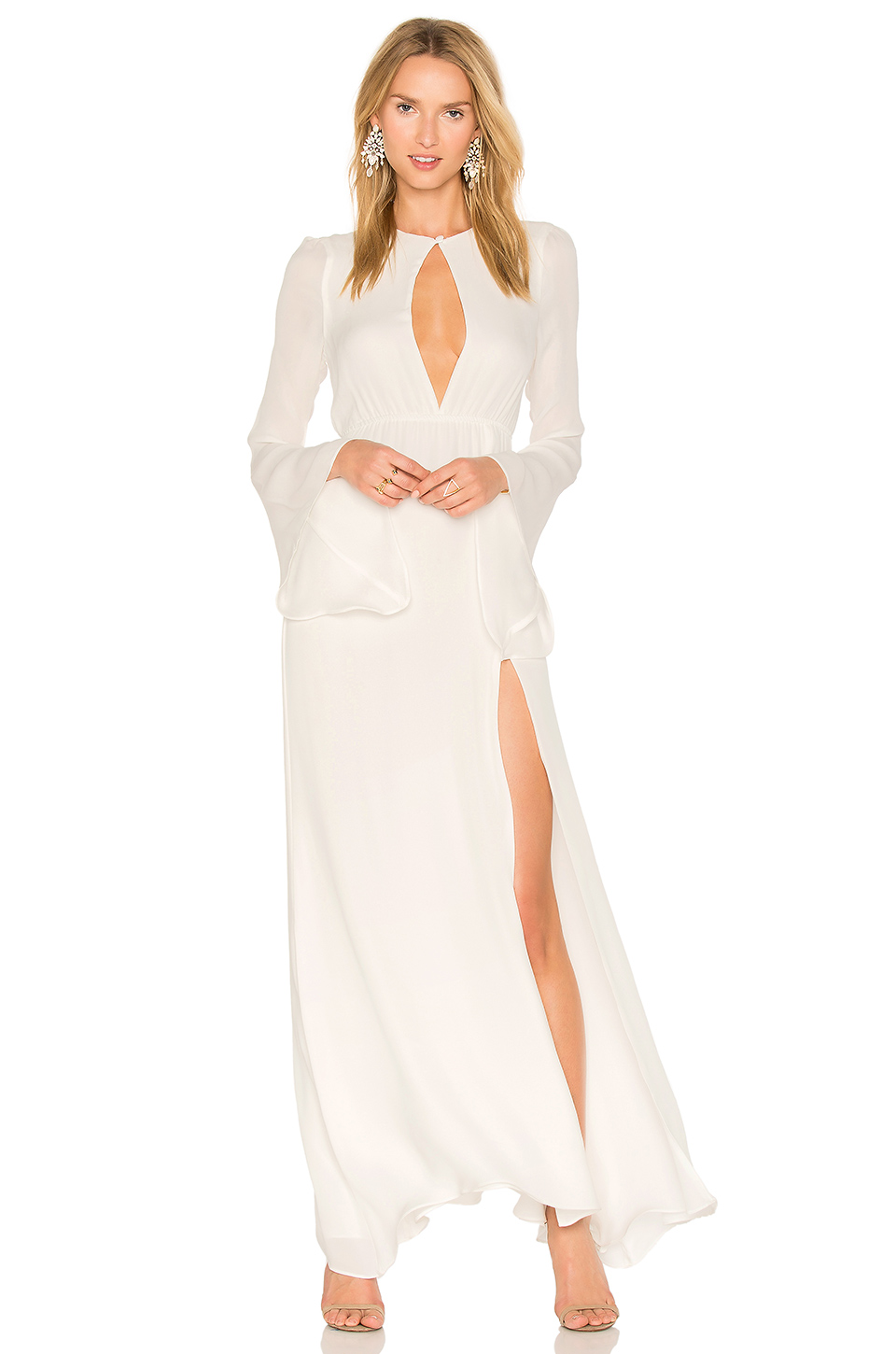 25 Cheap Wedding Dresses That Look Expensive - theFashionSpot
