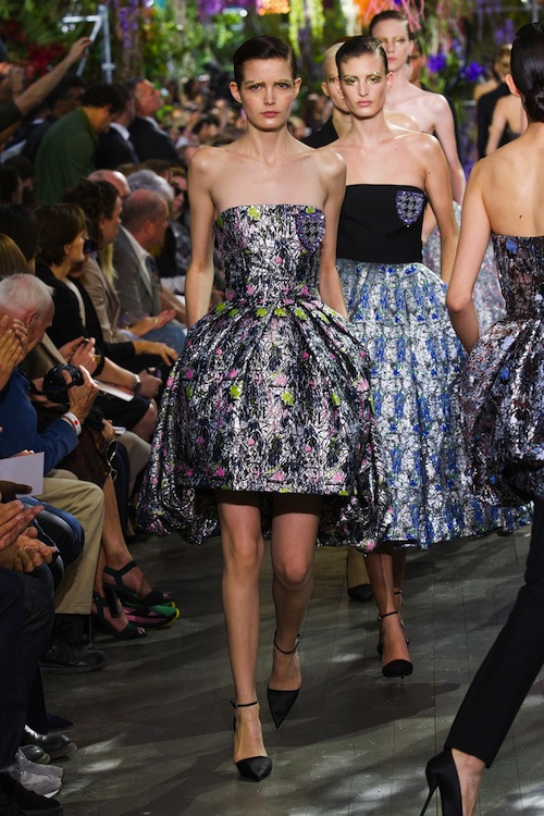 Christian Dior SS 2014
