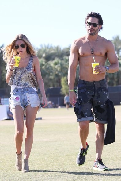 Joe Manganiello and Audra Marie Day 2