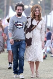 Sebastian Knapp and Mischa Barton Day 3
