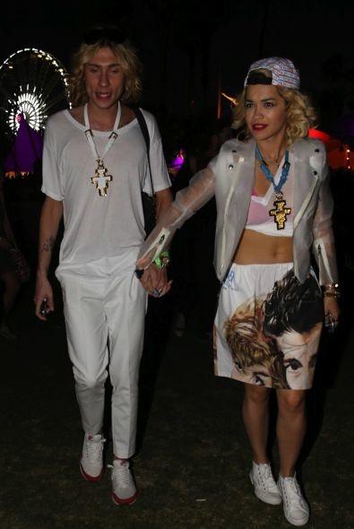 Rita Ora Day 2