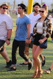 Joe Jonas and Blanda Eggenschwiler Day 2
