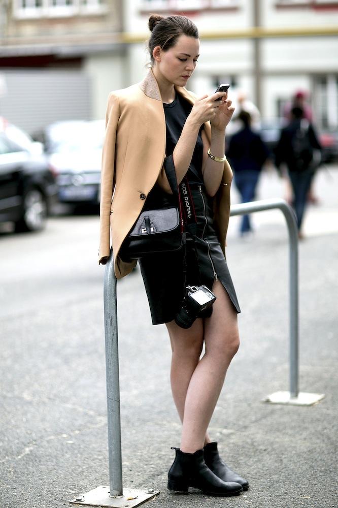 Paris SS 14 Street Style