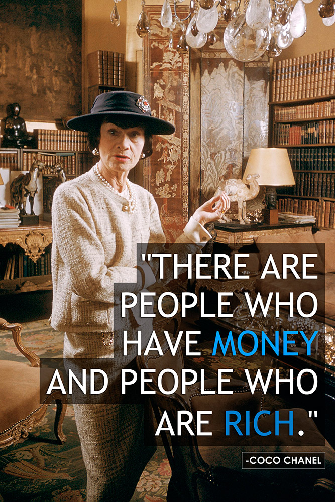10 Best Coco Chanel Quotes to Live By - theFashionSpot