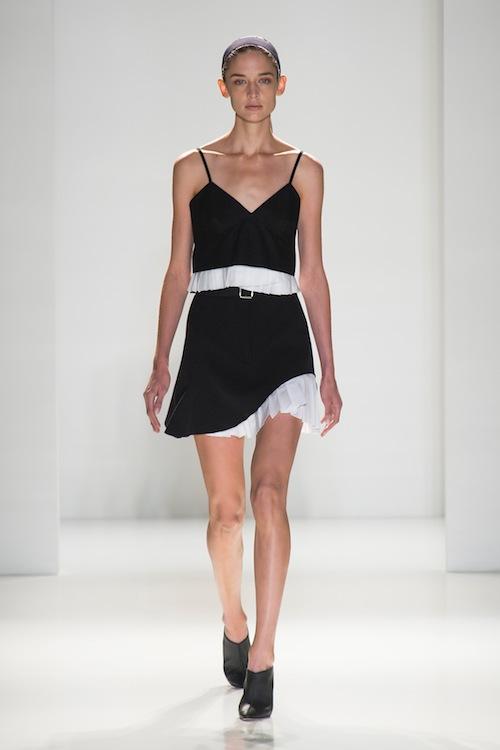Bold Black & White (Victoria Beckham)