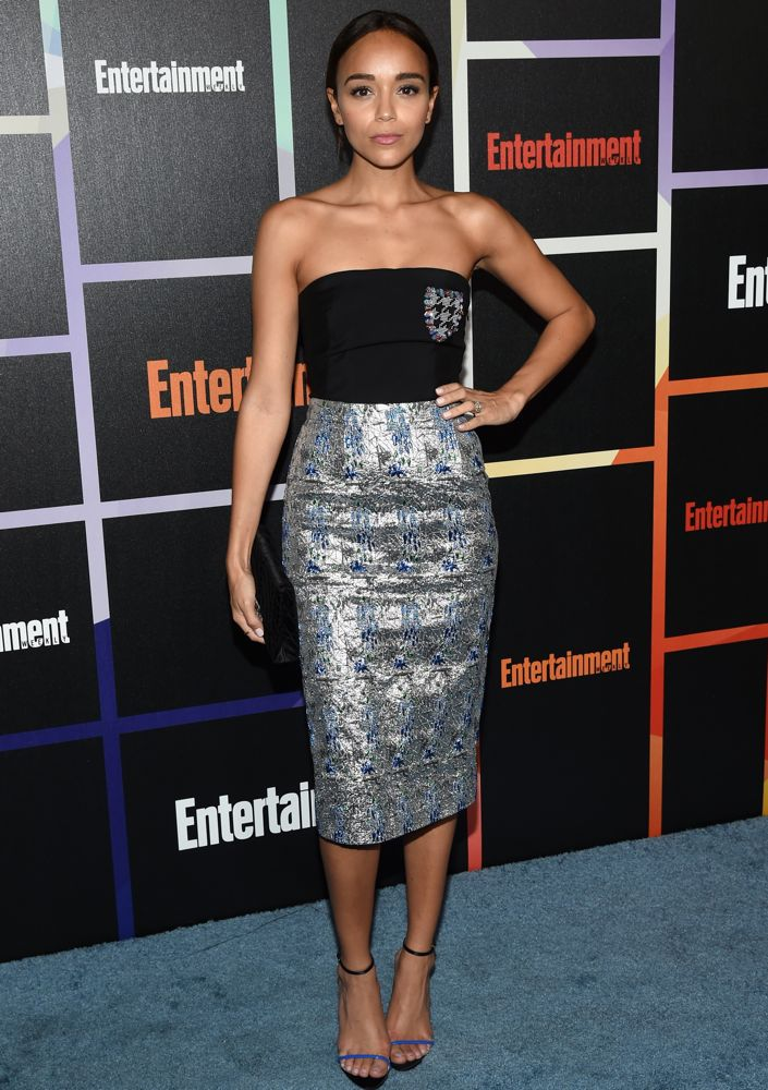 Ashley Madekwe at Entertainment Weekly's Annual Comic-Con Celebration