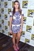 Nina Dobrev at The Vampire Diaries Press Line