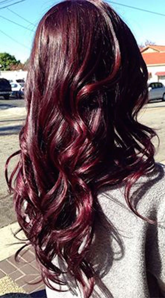 35 Cool Hair Color Ideas to Try in 2016 - theFashionSpot