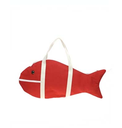 ASOS Canvas Fish Shopper