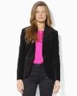 Lauren by Ralph Lauren Single Button Jacket