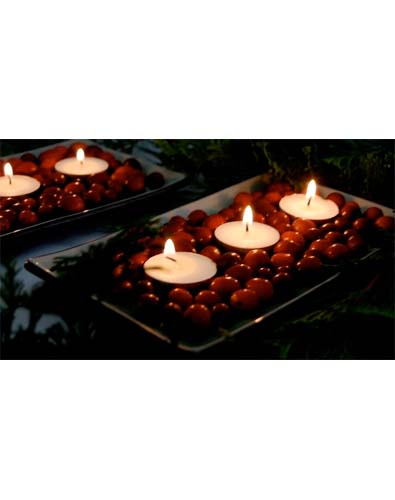Tea Light Cranberries