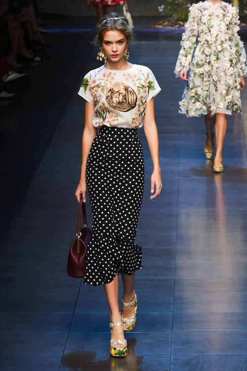 Dolce & Gabbana SS 2014