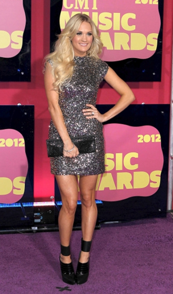 Carrie Underwood in Randi Rahm