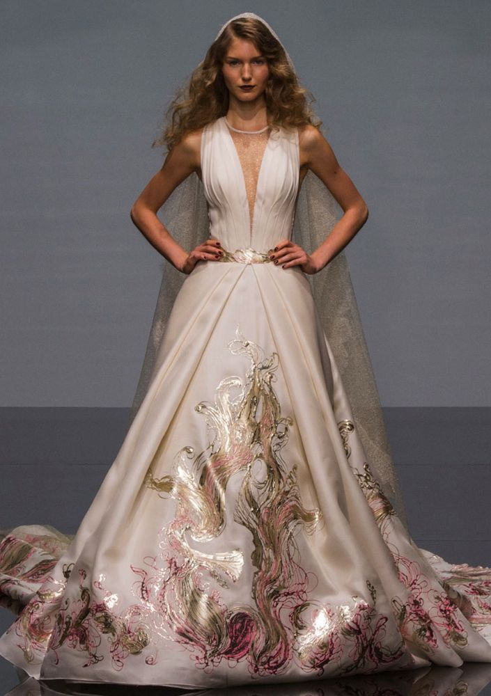 Dream Wedding Dresses From Fall 2016 Haute Couture Shows ...