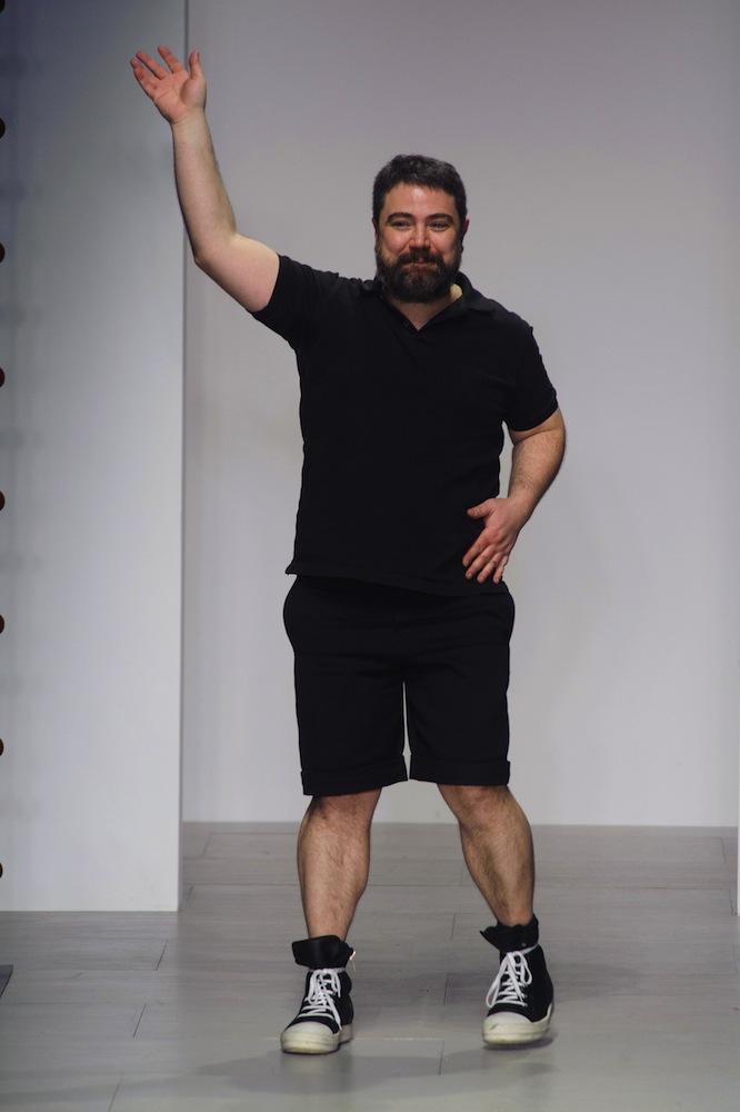 Emilio de la Morena Fall 2014