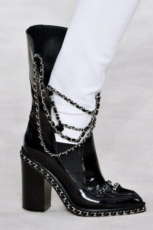 Chanel's Best in Chains