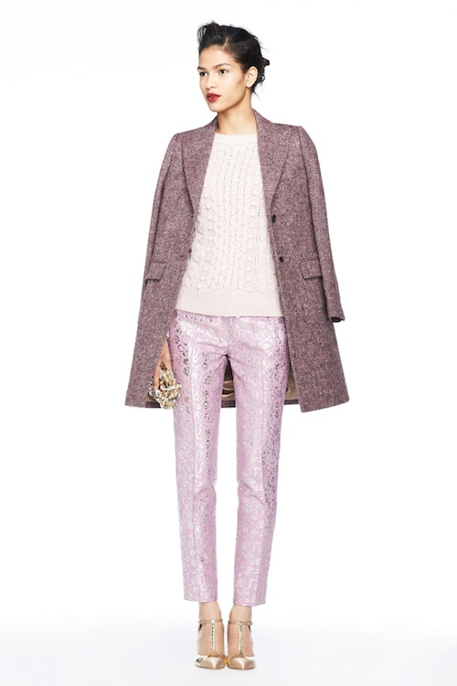 Pretty in Pink: J.Crew