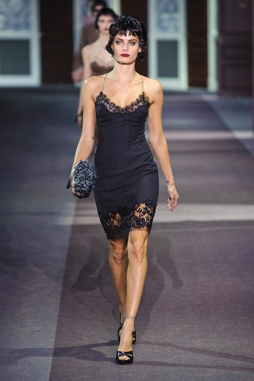 Louis Vuitton's Slip Dress