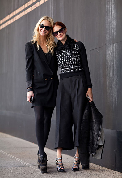 Zanna Roberts Rossi &amp; Taylor Tomasi Hill