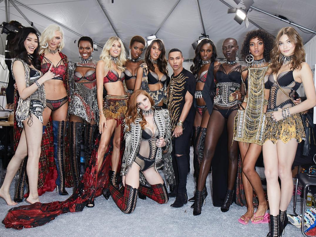 The Victoria's Secret Fashion Show Was More Diverse Than Ever