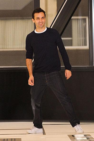 7. Nicolas Ghesquiere and Balenciaga Part Ways