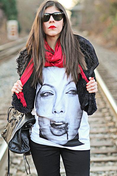 Fashion Blogger Erika Marie