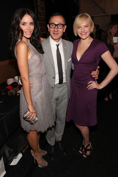 Abigail Spencer and Elisabeth Moss