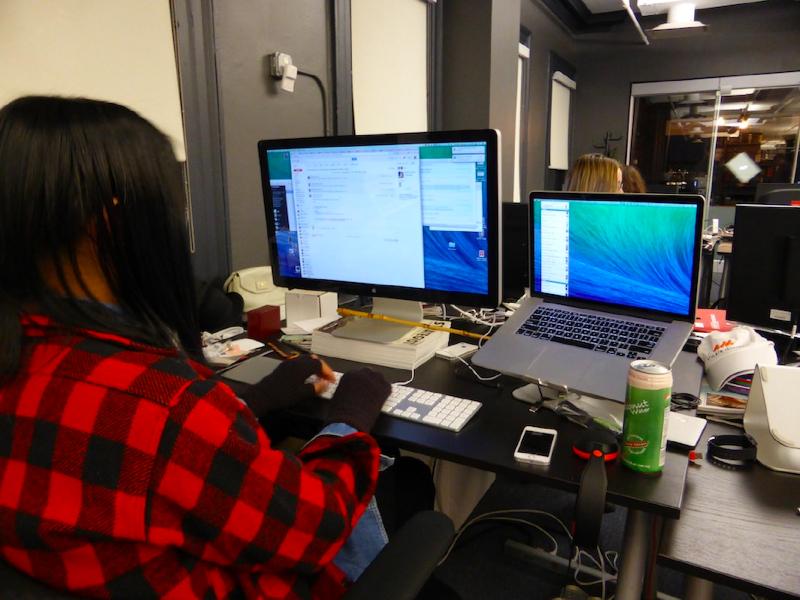 Rameet's Desk