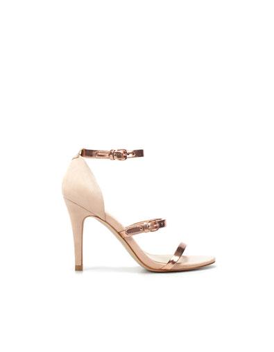 Art Deco Heels