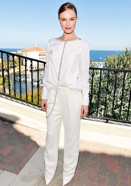 Trendsetter Kate Bosworth: Dinner Party