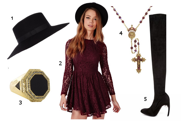 How to Dress Like the Renegade Witches of 'Salem' in Real ...Witch Of Life Outfit