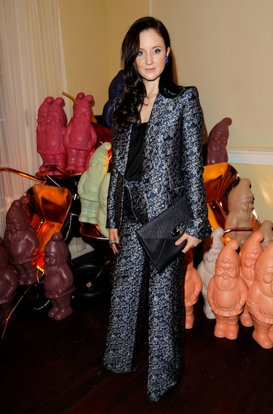 Andrea Riseborough in Mulberry